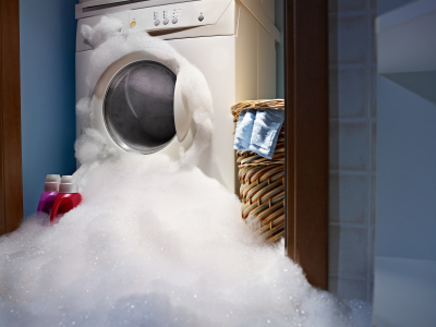 Washing Machine Plumbing Emergency in Longwood | leak